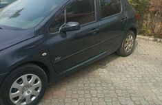 Peugeot 307 2012 Gray For Sale