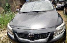Toyota Corolla 2010 Grayfor sale