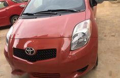 Toyota Yaris 2008 1.5 Liftback Orange for sale