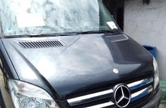 Mercedes-Benz Sprinter 2016 Black for sale