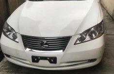 Lexus ES350 2007 White For Sale