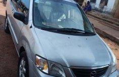 Mazda MPV 2000 Gray for sale