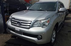 Foreign used 2011 lexus gx460 for sale