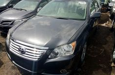 Toyota Avalon 2008 Petrol Automatic Black For Sale