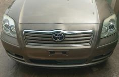 Toyota Avensis Wagon 2005 Brown  for sale