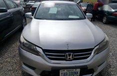 Honda Accord 2013 Silverfor sale