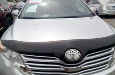 Toyota Venza 2009 Silverfor sale