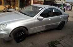 Mercedes-Benz C280 2004 Silver for sale