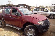 Mitsubishi L200 2006 Red for Sale