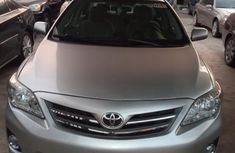 Toyota Corolla 2013 Silver For Sale
