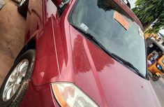 Acura MDX 2004 Sport Utility Red for sale