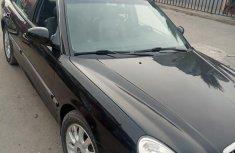 Hyundai Sonata 2004 Base w/2.7L V6 Black for sale
