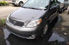 Toks Toyota Matrix 2006 Gray for sale