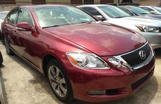 Lexus GS 2008 Automatic Petrol ₦3,300,000 for sale