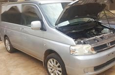 Honda Stepwagon 2006 Gray for sale