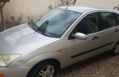 2005 Silver Ford Focus for sale