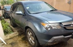 Acura MDX 2009 SUV 4dr AWD (3.7 6cyl 5A) Blue For Sale
