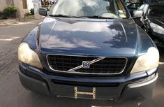 Toks Volvo XC90 2005 D5 AWD Automatic Blue for sale