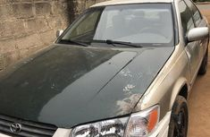 Toyota Camry 2000 Silverfor sale