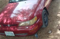 Toyota Corolla 1997 Automatic Red for sale
