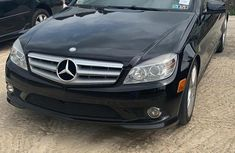 Mercedes-Benz C300 2010 Black for sale