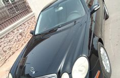 Mercedes-Benz E320 2005 Black for sale