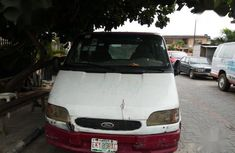 Ford Transit 1999 White For Sale