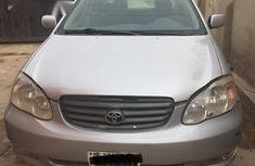 Toyota Corolla 2004 LE Gray for sale