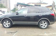 Hyundai Veracruz 2011 Black for sale