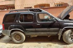 Nissan Xterra 2004 SE Supercharged Black For Sale