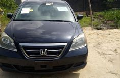 Honda Odyssey 2007 Touring Blue for sale