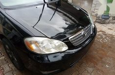 Toyota Corolla Sedan 2003 Black for sale