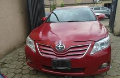2010 Toyota Camry Red for sale