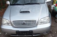 Kia Carnival 2003 Gray for sale