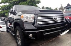 Toks Toyota Tundra Black for sale