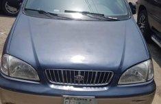 Kia Carens 1999 Blue for sale