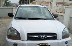 Hyundai Tucson 2009 Whitefor sale
