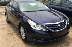 Toks Hyundai Sonata 2012 Blue for sale