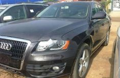 2013 Black Audi Q5 for sale