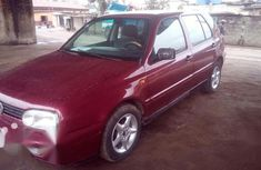 Volkswagen Golf 2000 Red for sale