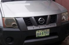 Nissan Xterra 2006 Silver For Sale
