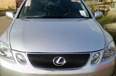 New Lexus GS 2006 300 Automatic Silver  for sale