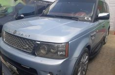 Land Rover Range Rover Sport 2006 Blue for sale