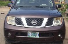 Nissan Pathfinder 2006 S 4x4 Brown  for sale