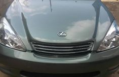 Lexus ES330 2004 Green for sale