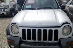 Jeep Liberty 2003 Silver for sale