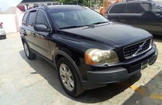 Volvo XC90 2006 2.5 T Black for sale