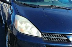 Toyota Sienna LE AWD 2005 Blue for sale