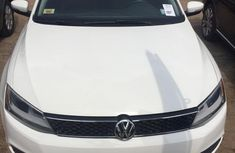 Volkswagen Jetta 2014 White for sale