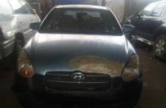 Hyundai Accent 2006 1.5 GLS Blue For Sale